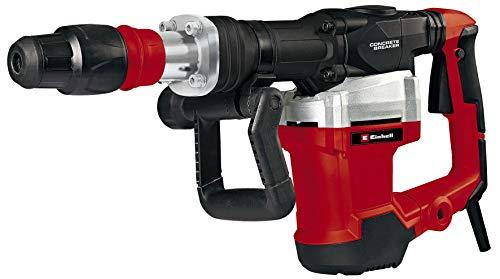 Einhell Abbruchhammer TE-DH 1027 (1.500W, 1.900 1/min Schlagzahl, SDS-Max-Werkzeugaufn., Softgriff, Anti-Vibrationssystem, langlebig & robust)