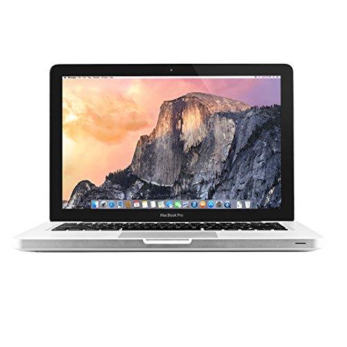 Apple MacBook Pro - MD101LL/A - 13.3-inch Laptop US-Tastatur (Intel Core i5 3320M - 2.5Ghz, , 4GB RAM, 500GB HD) (Generalüberholt)