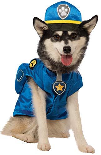 Rubie's Paw Patrol Chase Kostüm für Hunde
