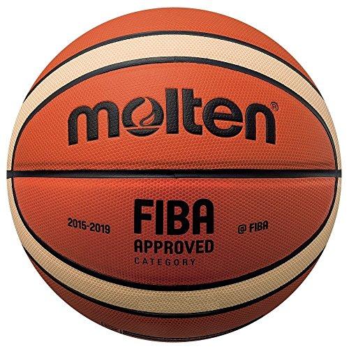 molten Basketball Orange/Ivory, 7