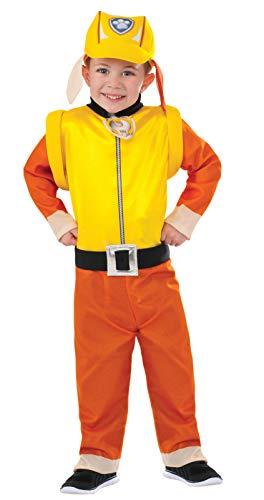 "Rubie's Rubble-Kostüm, Offizielles ""PAW Patrol""-Kostüm, Overall"