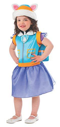 Paw Patrol Everest Kostüm Modern S blau