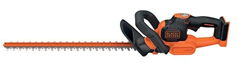 Black+Decker Akku Heckenschere GTC3655PCLB mit Antiblockierfunktion und hohem Bedienkomfort – 22mm Schnittstärke – 36V – 55cm Sägeblatt-Länge – 3kg – Ohne Akku und ohne Ladegerät