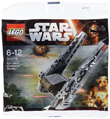LEGO 30279 Star Wars Kylo Ren\'s Command Shuttle im Polybeutel by