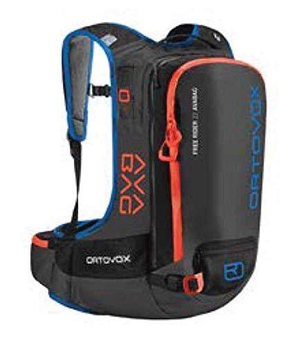 Ortovox Free Rider 22 Avabag Kit Rucksack, 55 cm, 22 L, Black Anthracite