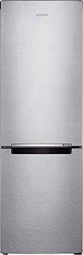 Samsung RL30J3005SA, EG KühlGefrierKombination (Gefrierteil unten) I 178 cm I 249 kWh/Jahr I 213 L Kühlteil, 108 L Gefrierteil I Silber I Total No Frost I Digital Inverter Technologie