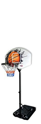 POWERSHOT Basketballständer - Basketballkorb - Basketballanlage 1,75 - 2,60m Indoor/Outdoor - Mobil