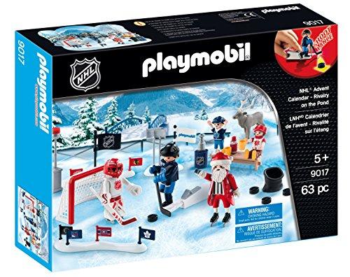 PLAYMOBIL 9017 Eishockey Adventskalender