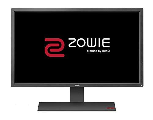 BenQ ZOWIE RL2755 68,58 cm (27 Zoll) Konsolen e-Sports Gaming Monitor (offiziell lizensiert für PS4/PS4 Pro, 1ms Reaktionszeit) grau