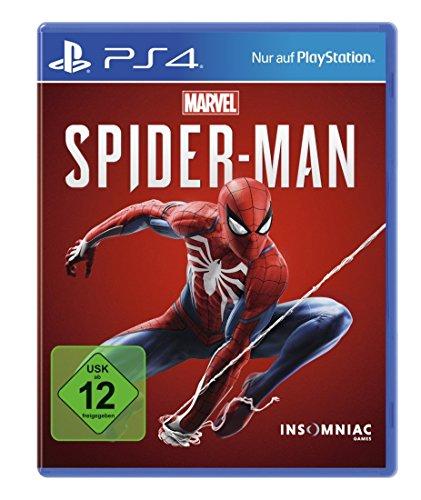 Marvel\'s Spider-Man - Standard Edition - [PlayStation 4]