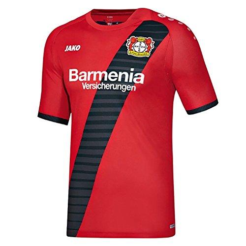 JAKO Bayer 04 Leverkusen Trikot Away 2017/2018 Herren S - 44