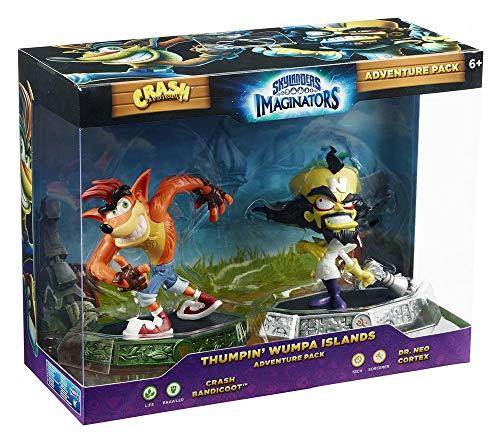 Skylanders Imaginators Adventure Pack 1 (Crash Bandicoot, Dr. Neo Cortex)
