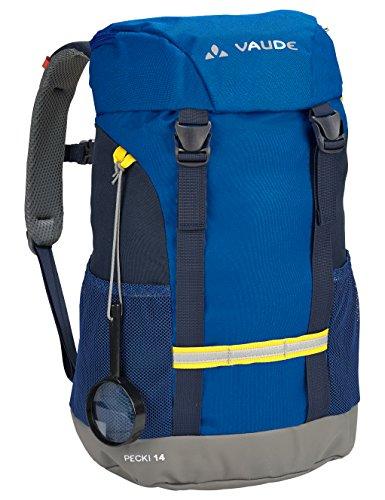 VAUDE Kinder Rucksaecke10-14l Pecki 14, blue, one Size, 124573000