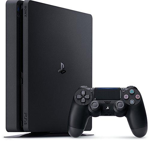 Sony Playstation 4 Slim Konsole PS4 Slim 500GB D-Chassis schwarz