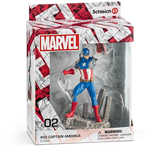 """Schleich 21503 \""""Captain America Figur"""