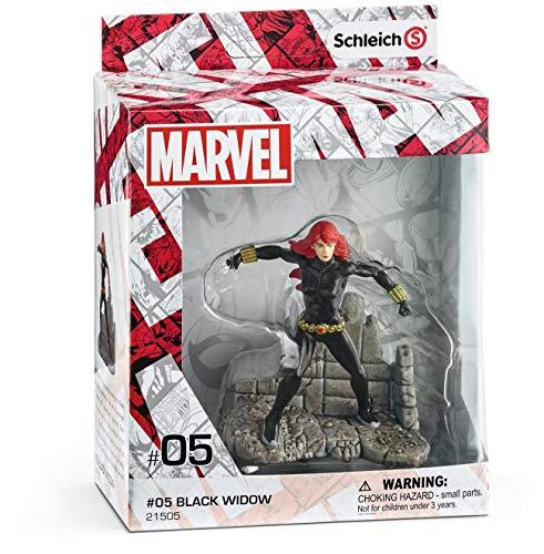 """Schleich 21505 """"Black Widow Figur"""