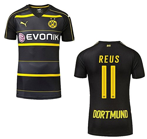 Trikot Borussia Dortmund 2016-2017 Away (Reus 11, 128)
