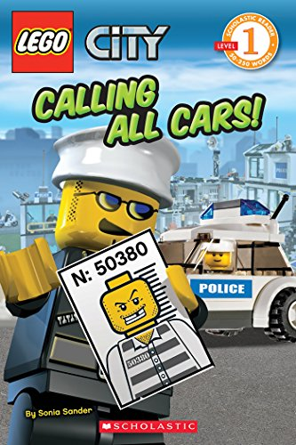 LEGO City: Calling All Cars! (Level 1) (English Edition)