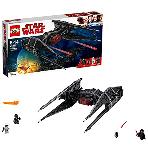 LEGO Star Wars 75179 - Kylo Ren\'s TIE Fighter