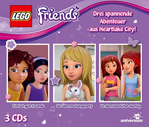 Lego Friends Hörspielbox 1
