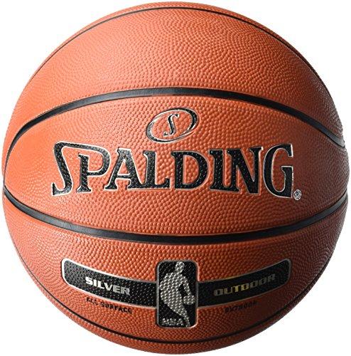 Spalding Basketball Nba Ball, Orange, 7