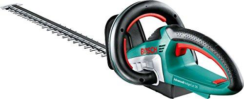 Bosch Akku Heckenschere AdvancedHedgeCut 36 (ohne Akku, Karton, Schnittlänge: 540 mm, 36 Volt System)
