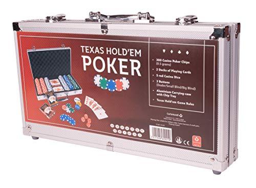 Ass Altenburger 22501501 - Poker Koffer