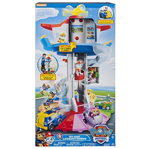 Paw Patrol 6040102Spielzeugturm, UK Version