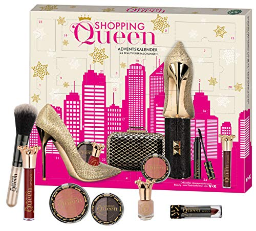 "Shopping Queen Beauty-Adventskalender - exklusiver Kalender für alle Fans der VOX Styling-Doku \""Shopping Queen\"""