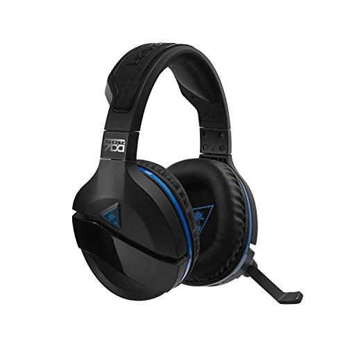 Turtle Beach Stealth 700 Premium Kabellos Surround Sound Gaming-Headset, PS4 und PS4 Pro
