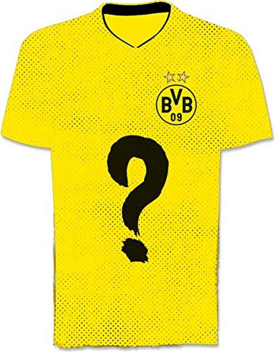 Puma Damen BVB WMS Home Replica with Sponsor Logo Shirt, gelb, S