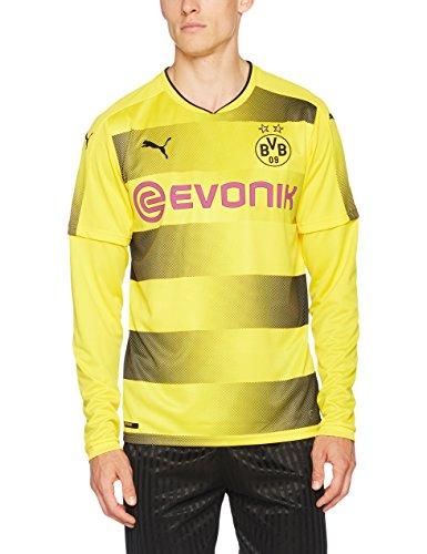 Borussia Dortmund Home L/S Trikot 2017 2018 - XS