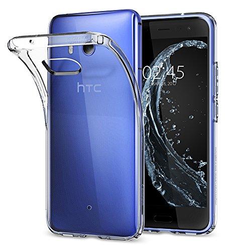 Spigen H11CS21939 Liquid Crystal Soft Flex Silikon Transparent TPU Durchsichtige Schutzhülle Case - Crystal Clear