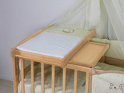 Polini Kids Wickelbrett Wickelplatte universell für alle Betten,3043