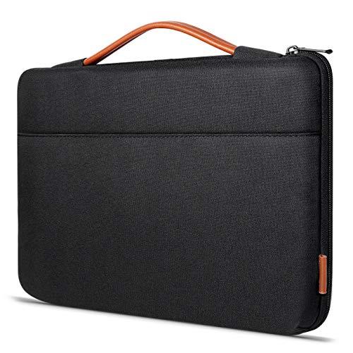 Inateck 15.6 Zoll Laptoptasche 15 Zoll Hülle Stoßfestes Spritzwasserfest Notebooktasche Laptop Schutzhülle Sleeve PC Laptop Schutztasche