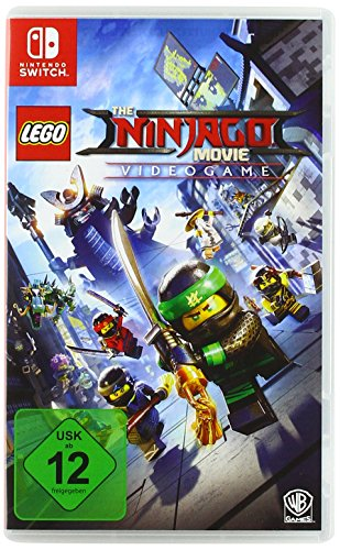 The LEGO NINJAGO Movie Videogame - [Nintendo Switch]