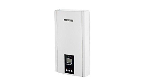 Thermoflow ELEX24N 1325ELEX24 Elektronischer Durchlauferhitzer, 400 V, Weiß, 24 KW