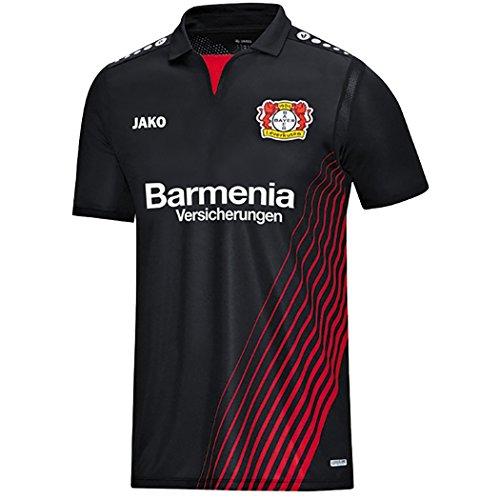 JAKO Bayer 04 Leverkusen Trikot Home 2017/2018 Herren L