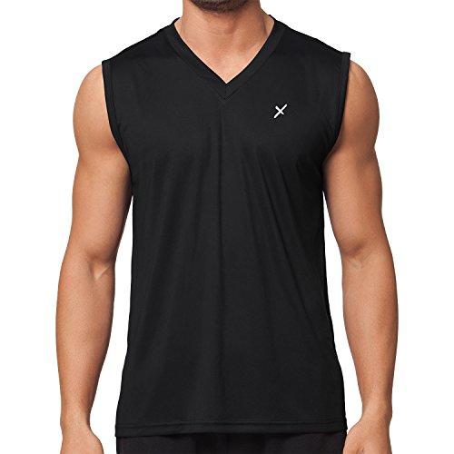 CFLEX Men Sportswear Collection - Muscle-Shirt Schwarz XXL