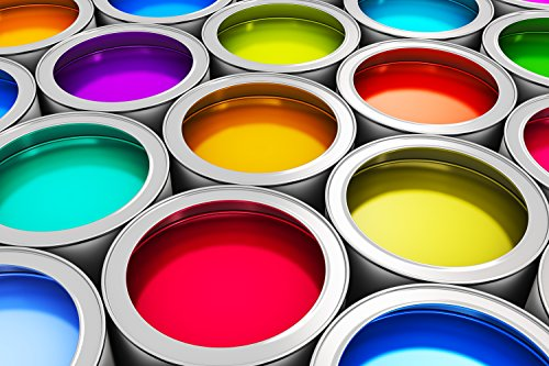 Betonfarbe Bodenfarbe Bodenbeschichtung Garage Garagenboden Betongrau 1L
