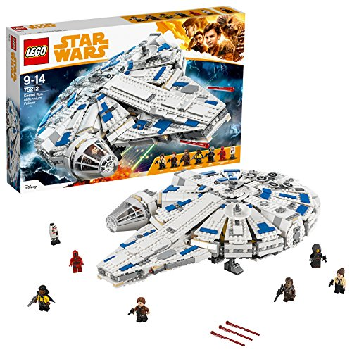 LEGO Star Wars Kessel Run Millennium Falcon 75212 Star Wars Spielzeug