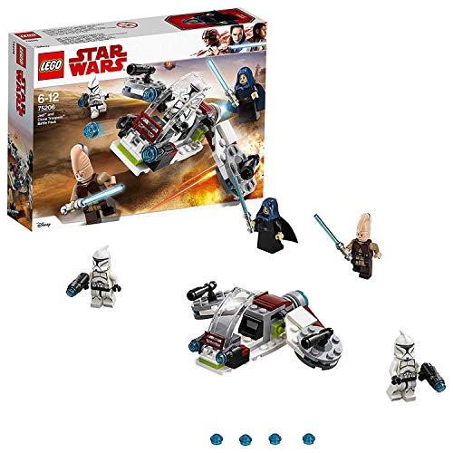 Lego Star Wars Jedi und Clone Troopers Battle Pack 75206 Star Wars Spielzeug