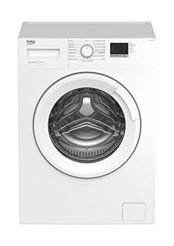 Beko WML 61223 N Waschmaschine Frontlader / 6kg / A+++ / 1200 UpM / 15 Programme / Express-Programm / Mengenautomatik