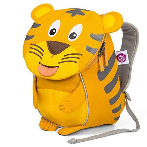 Affenzahn Kinderrucksack für 1-3 Jährige im Kindergarten - Timmy Tiger - Gelb