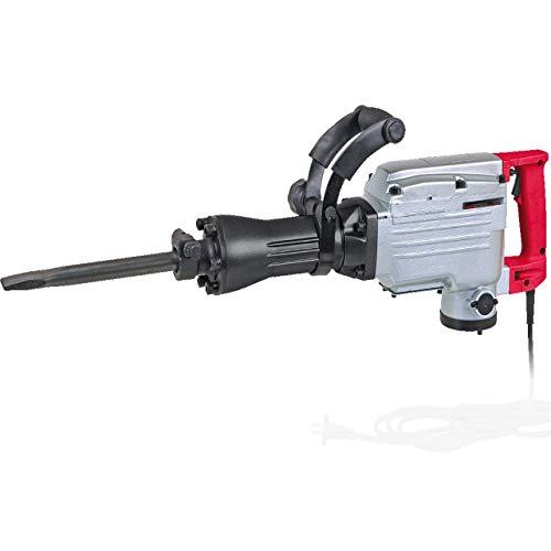 WALTER Werkzeuge 620200 Stemm- und Abbruchhammer 1700W, Rot-Schwarz