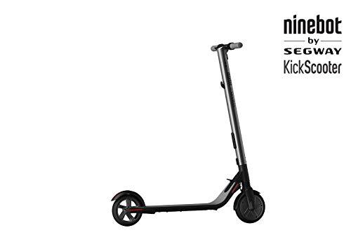 Segway Unisex– Erwachsene 1 E-Scooter, Schwarz, 113x43x40