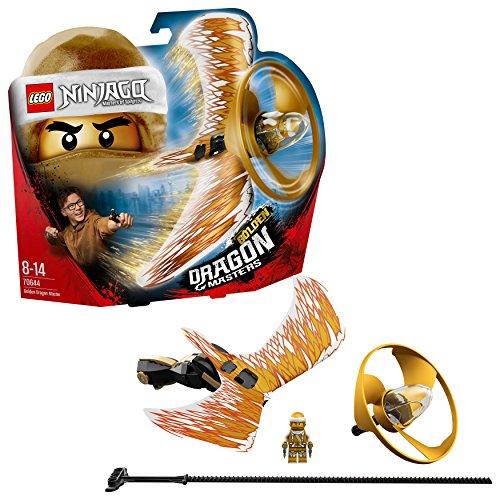 LEGO Ninjago 70644 Goldener Drachenmeister