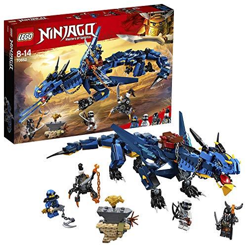 LEGO 70652 Blitzdrache, bunt