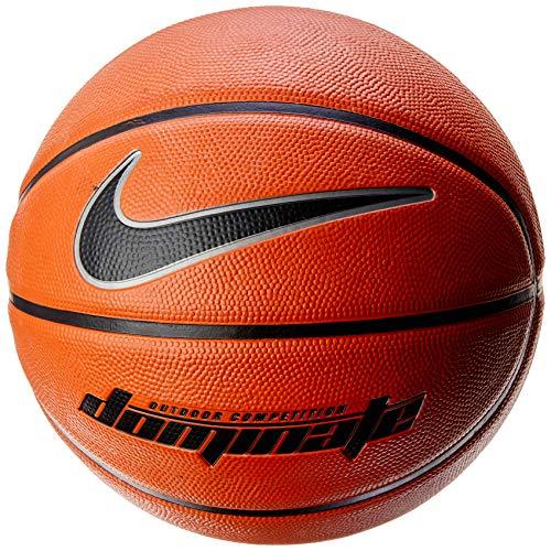 Nike Dominate Basketball 8P 7 amber/black/mtlc platinum/black