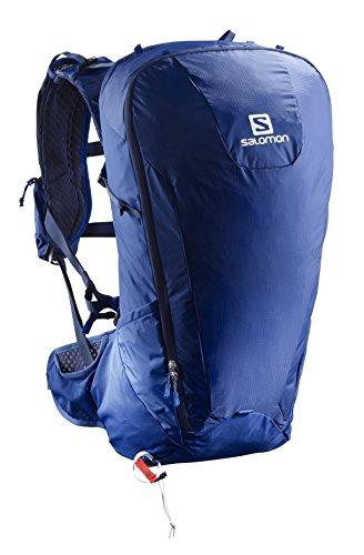 Salomon Leichter Bergsteiger-Rucksack, 30L, 58 x 26 x 22 cm, PEAK 30, Blau, L40118700